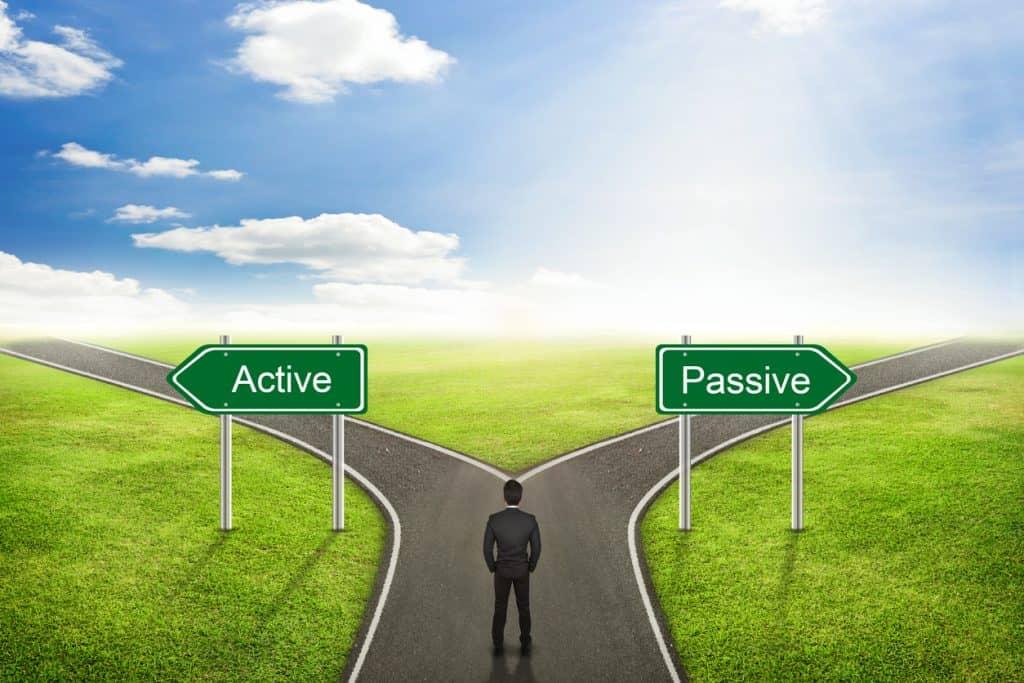 Active vs Passive