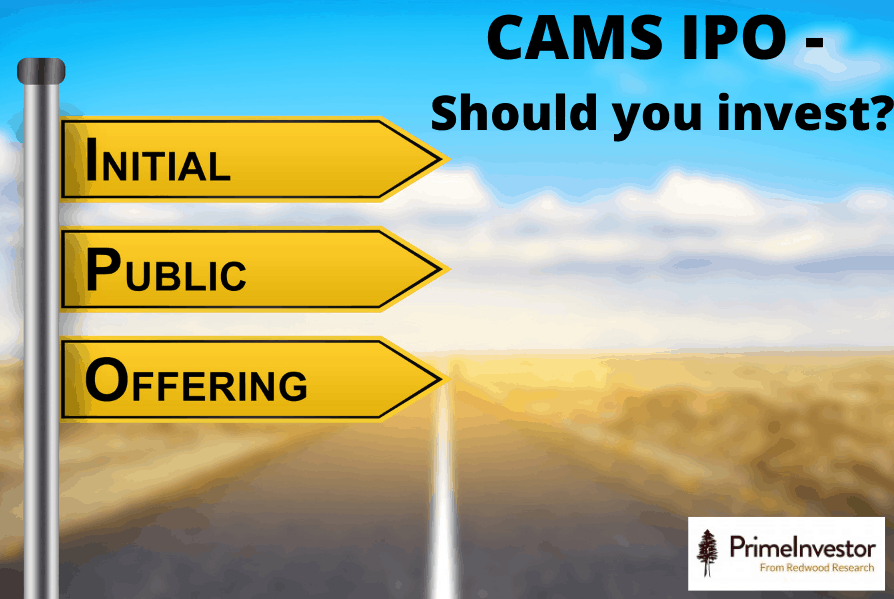 CAMS IPO