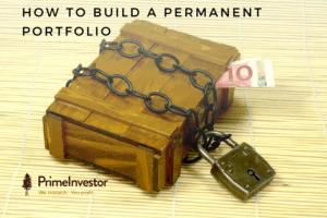 permanent portfolio, how to build a permanent portfolio