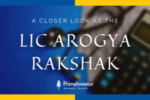 Arogya Rakshak, LIC, LIC Arogya Rakshak