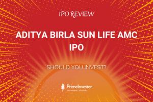 Aditya Birla Sun Life AMC IPO