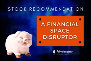 financial space disruptor