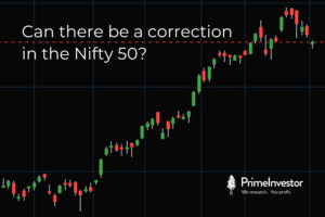 correction in the Nifty 50
